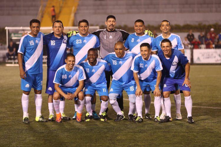 Este fue el equipo que representó al futbol de Guatemala.