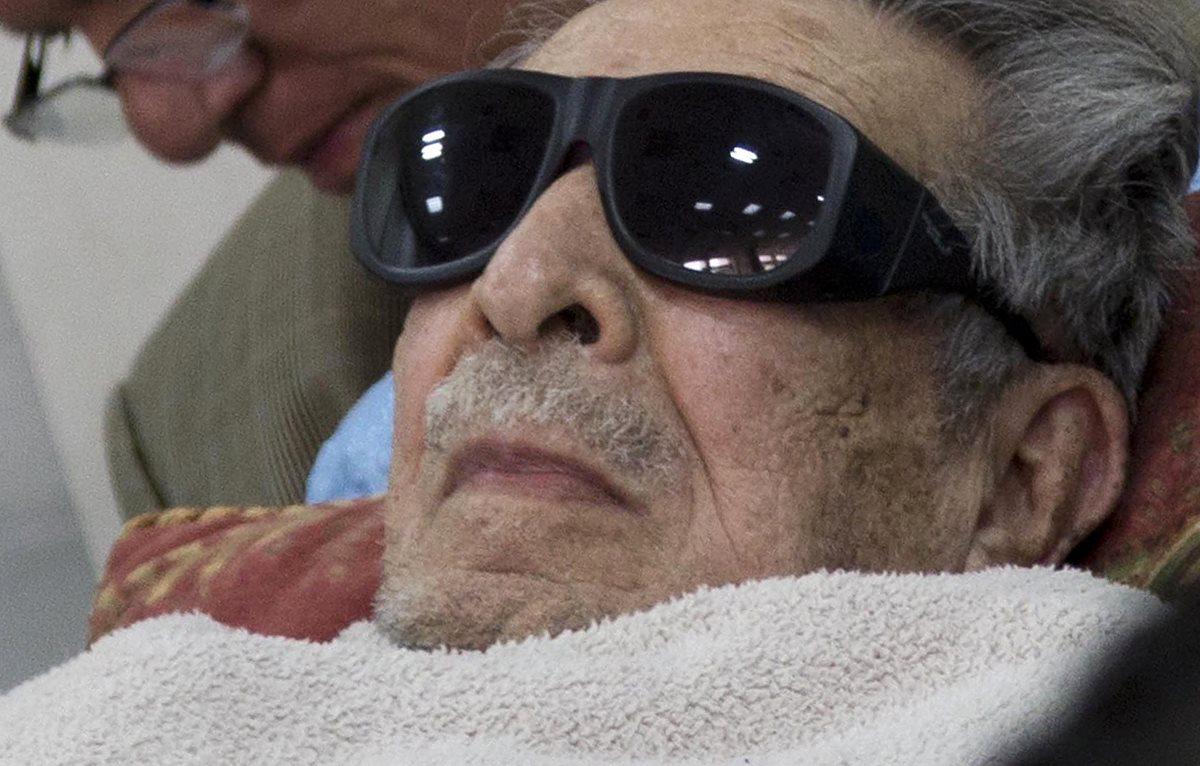 Ríos Montt será procesado en juicio especial