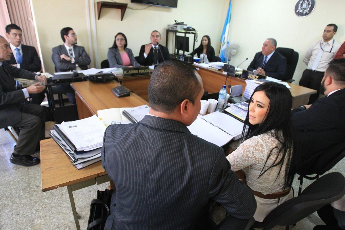 Juzgan a exdiputada Julia Maldonado por peculado