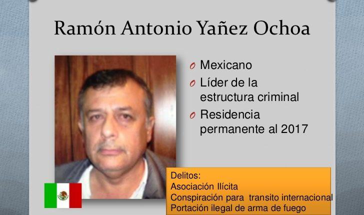 """""""Ramón Antonio Yáñez Ochoa fue condenado a 28 años de prisión en el 2016 por juzgados de Guatemala"""" (Foto HemerotecaPL)"""