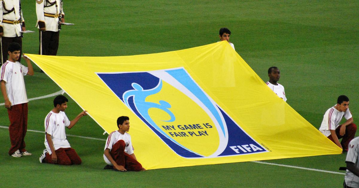 Un niño portugués se ganó la tarjeta blanca del juego limpio por su actitud dentro del campo. (Foto Prensa Libre: Hemeroteca)