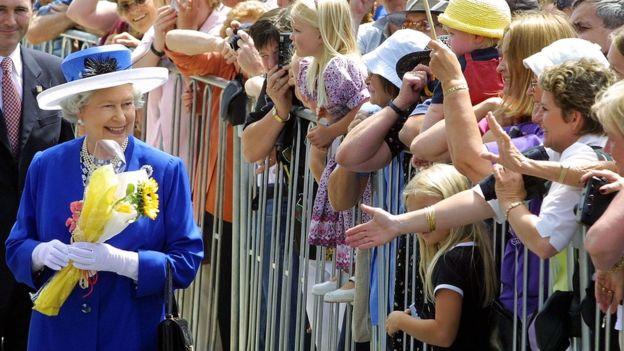 Las autoridades de Nueva Zelanda temían que si el incidente se hacía público, los miembros de la monarquía británica no volverían a visitar el país. GETTY IMAGES