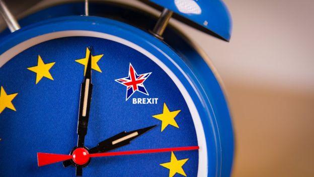 En principio, el Brexit se producirá la medianoche del 29 de marzo de 2019. ISTOCK