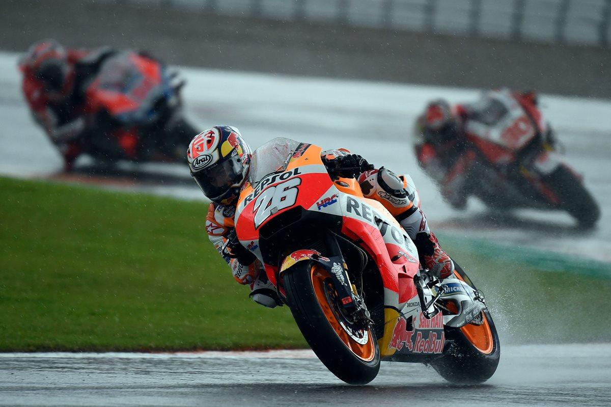 Daniel Pedrosa, le pone fin a su carrera después de trece temporadas en MotoGP