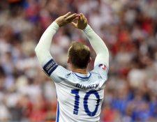 Wayne Rooney considera que pudo haber conseguido más goles. (Foto Prensa Libre: AFP)