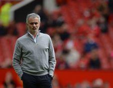 El técnico portugués José Mourinho ha tenido problemas con el fisco por pagos de derechos de su imagen. (foto Prensa Libre: AFP)