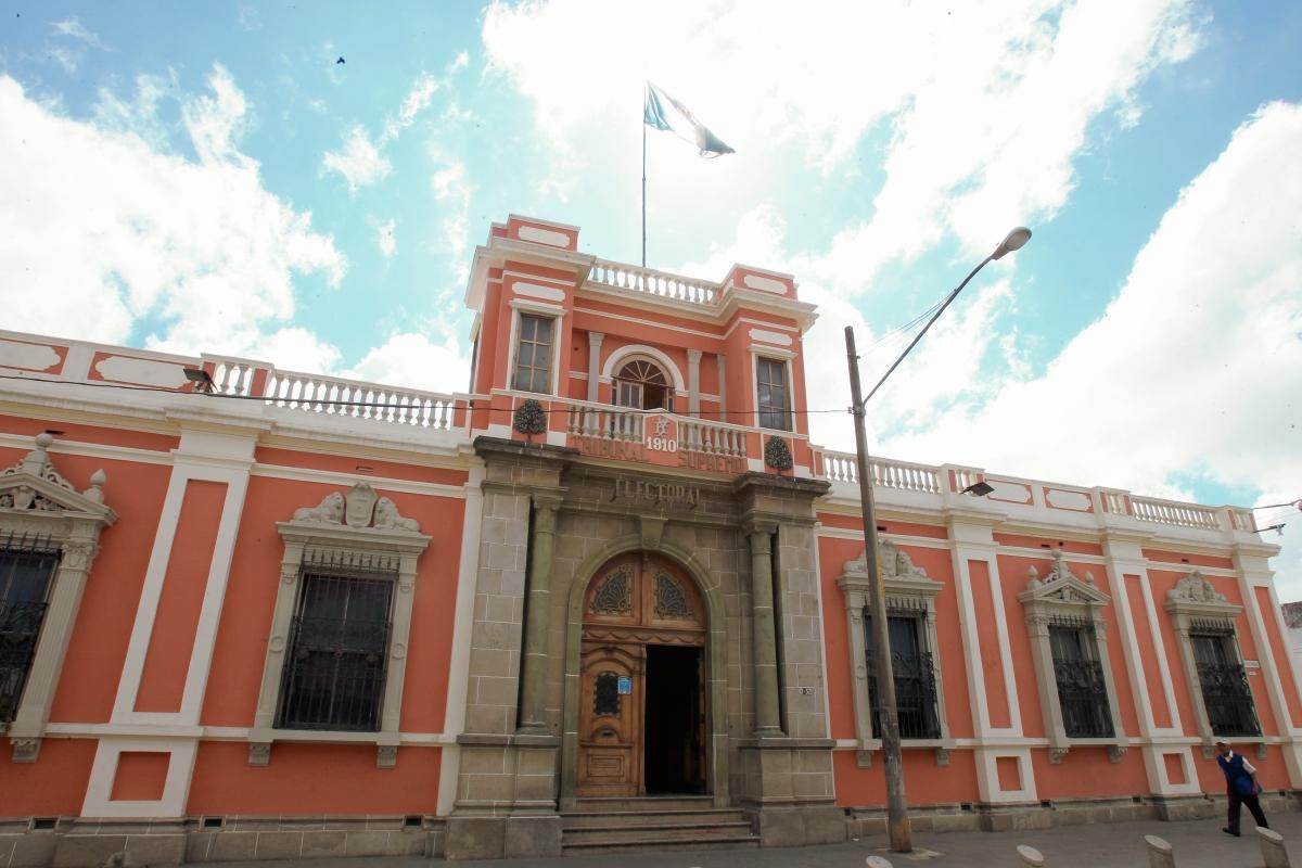 El TSE justificó el presupuesto que está requiriendo para organizar los próximos comicios. (Foto Prensa Libre:Paulo Raquec)