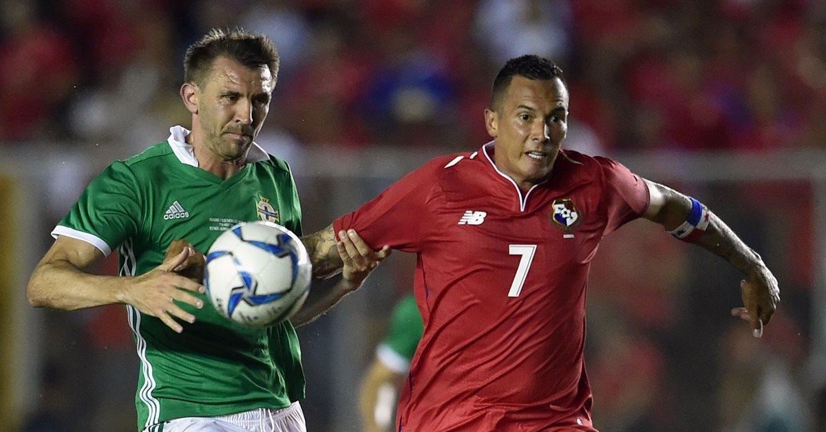Blas Pérez y Felipe Baloy encabezan la lista de Panamá que estarán en Rusia