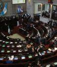 Varias bancadas apoyan la reducción del número de diputados del Congreso. (Foto Prensa Libre: HemerotecaPL)