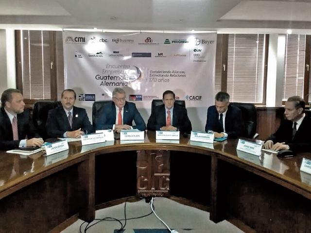Embajadores de Europa en Guatemala piden aprobar ley de competencia