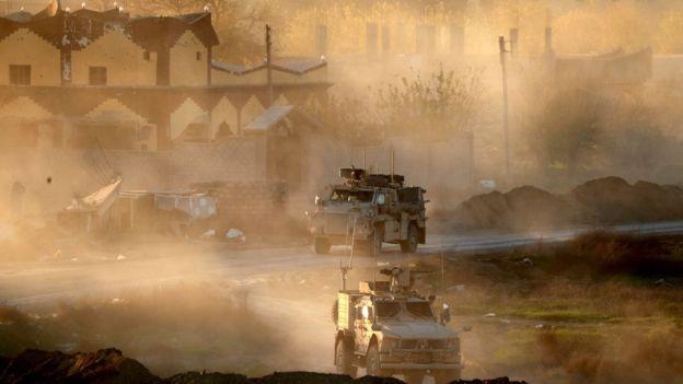 Con la captura de Hajin, el 14 de diciembre pasado, el grupo que se hace llamar Estado Islámico perdió su último bastión en Siria. ¿Pero significa esto que está completamente derrotado? AFP
