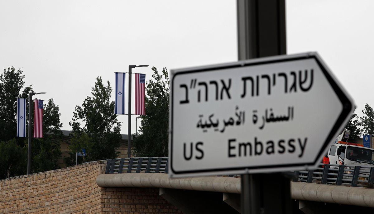 Trump no irá a apertura de Embajada de Estados Unidos en Jerusalén, dice la Casa Blanca