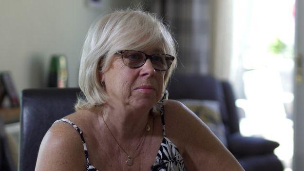 La sobrina de Gladys Godfrey, Sandra Linacre, temía que el asesino nunca fuera apresado.