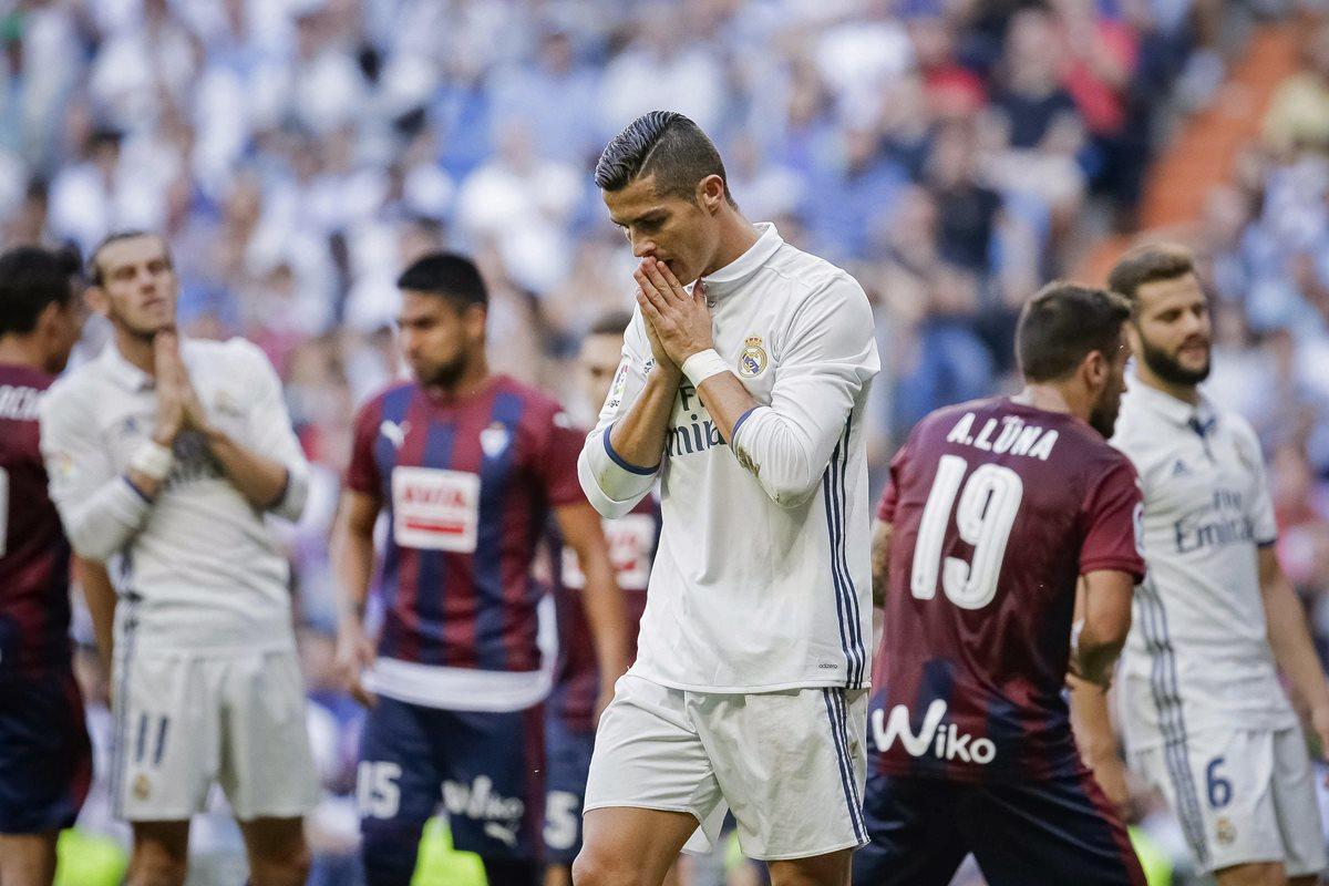 Las claves de la crisis de resultados del Real Madrid