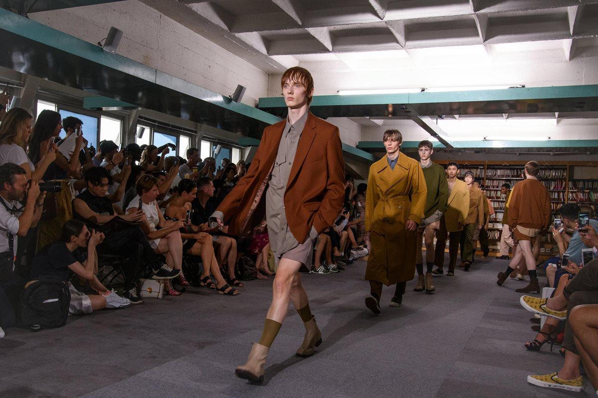 Estas son las tendencias de la Semana de la Moda Masculina en París