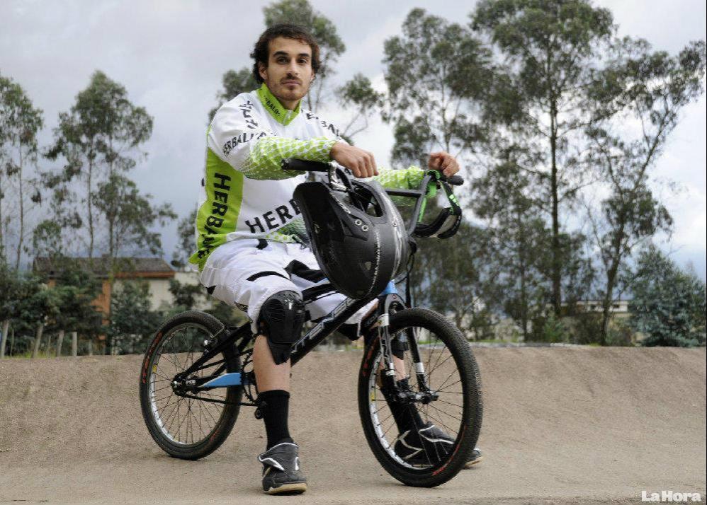 Emilio Falla, de Ecuador, es una de las figuras. (Foto Prensa Libre: Hemeroteca)