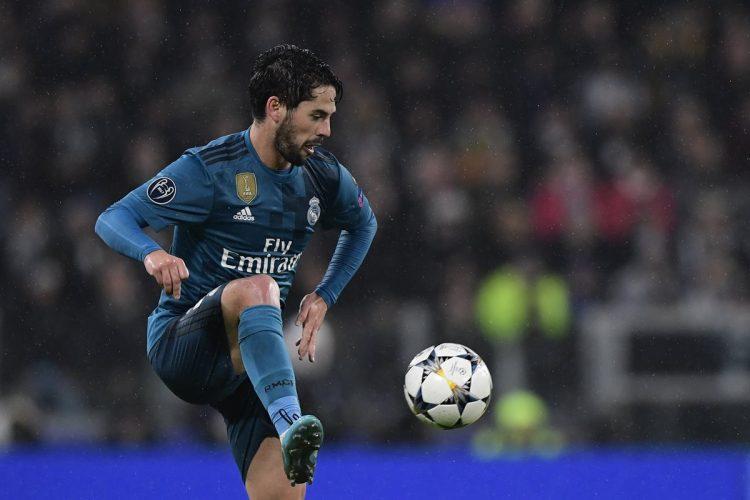 Isco fue uno de los jugadores claves del Real Madrid frente a la Juventus. (Foto Prensa Libre: AFP)