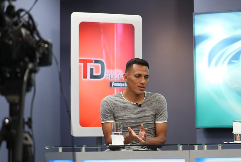 Gerson Tinoco de Petapa, habla de sus goles y metas en la #Entrevista TD
