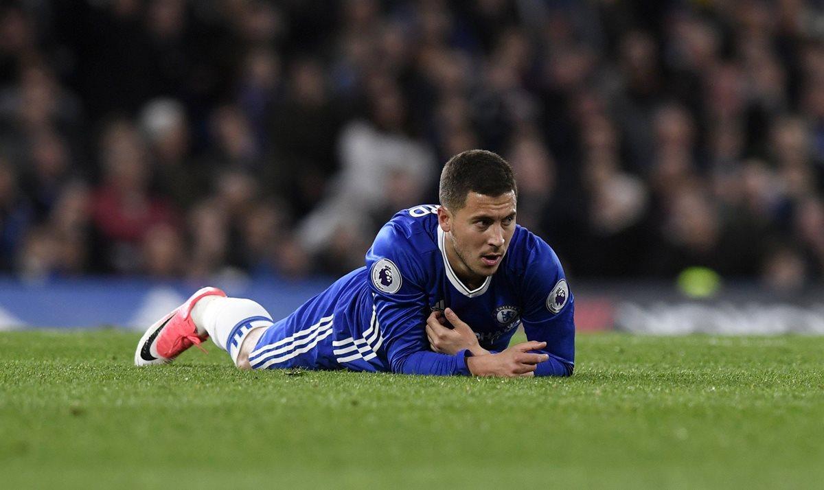 """Hazard: """"Espero ganar un día el Balón de Oro"""""""