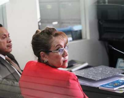 Inacif dictamina que Blanca Stalling está en condiciones para acudir a audiencias