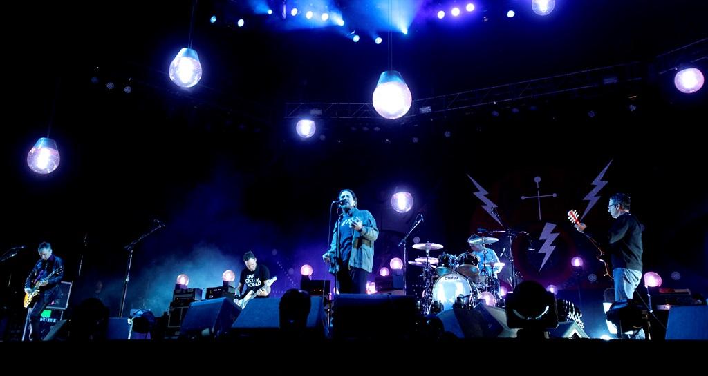 Pearl Jam demuestra con un soberbio recital en Chile que el <em>grunge </em>sigue vivo