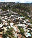 El déficit de vivienda social a escala nacional los padecen 1.5 millones de familias de escasos recursos. (Foto Prensa Libre: Hemeroteca PL)