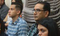 José Manuel Morales y Samuel Morales iniciarán juicio el 30 de agosto por delitos de fraude y lavado de dinero. (Foto Prensa Libre: Álvaro Interiano)