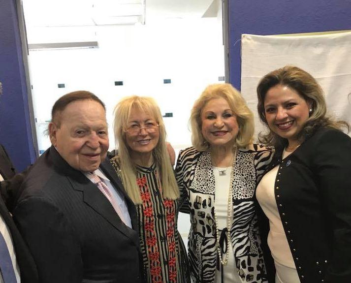 Quiénes son los dos multimillonarios que fueron invitados a apertura de la embajada en Jerusalén