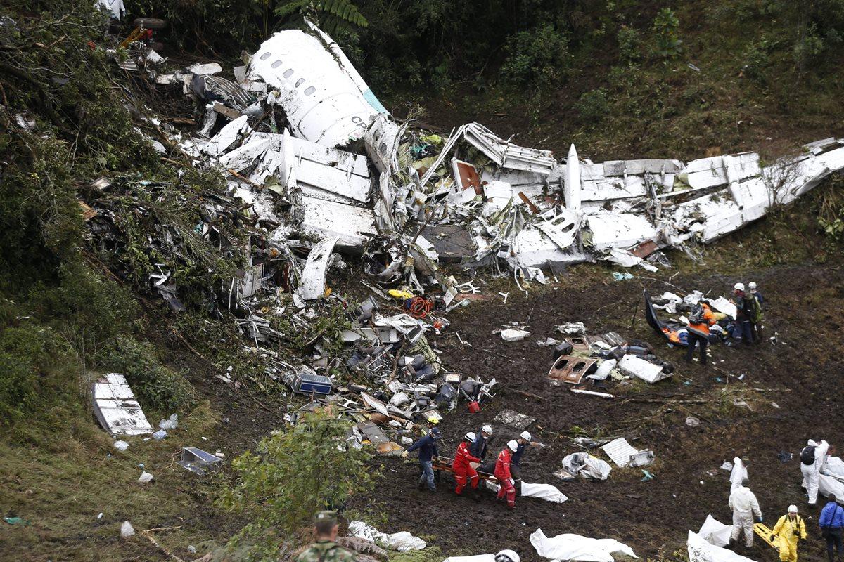 LaMia aún sin poder cubrir pago de seguros por accidente en Colombia