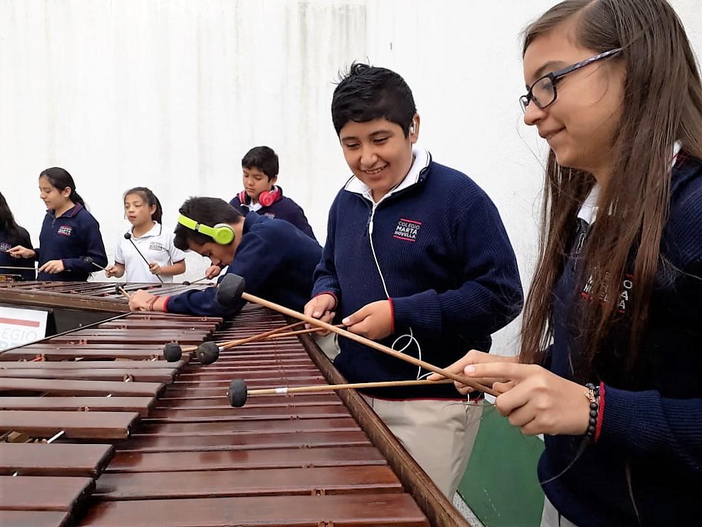 Plin es una onomatopeya que invita a imaginar escuchar la vibración de tecla de marimba al ser percutida; de ahí toma el nombre este portal web. (Foto Prensa Libre: Plin)