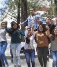Los jóvenes son un sector desatendido por el Estado, según una evaluación de la PDH. (Foto Prensa Libre: Hemeroteca PL9
