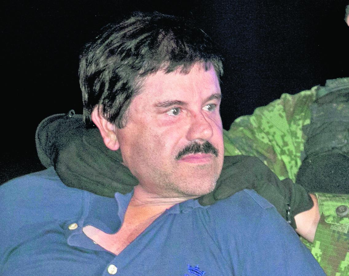 Joaquín Guzmán Loera El Chapo es señalado de haber dirigido al cartel de drogas más grande del mundo. (Foto Prensa Libre: HemerotecaPL)