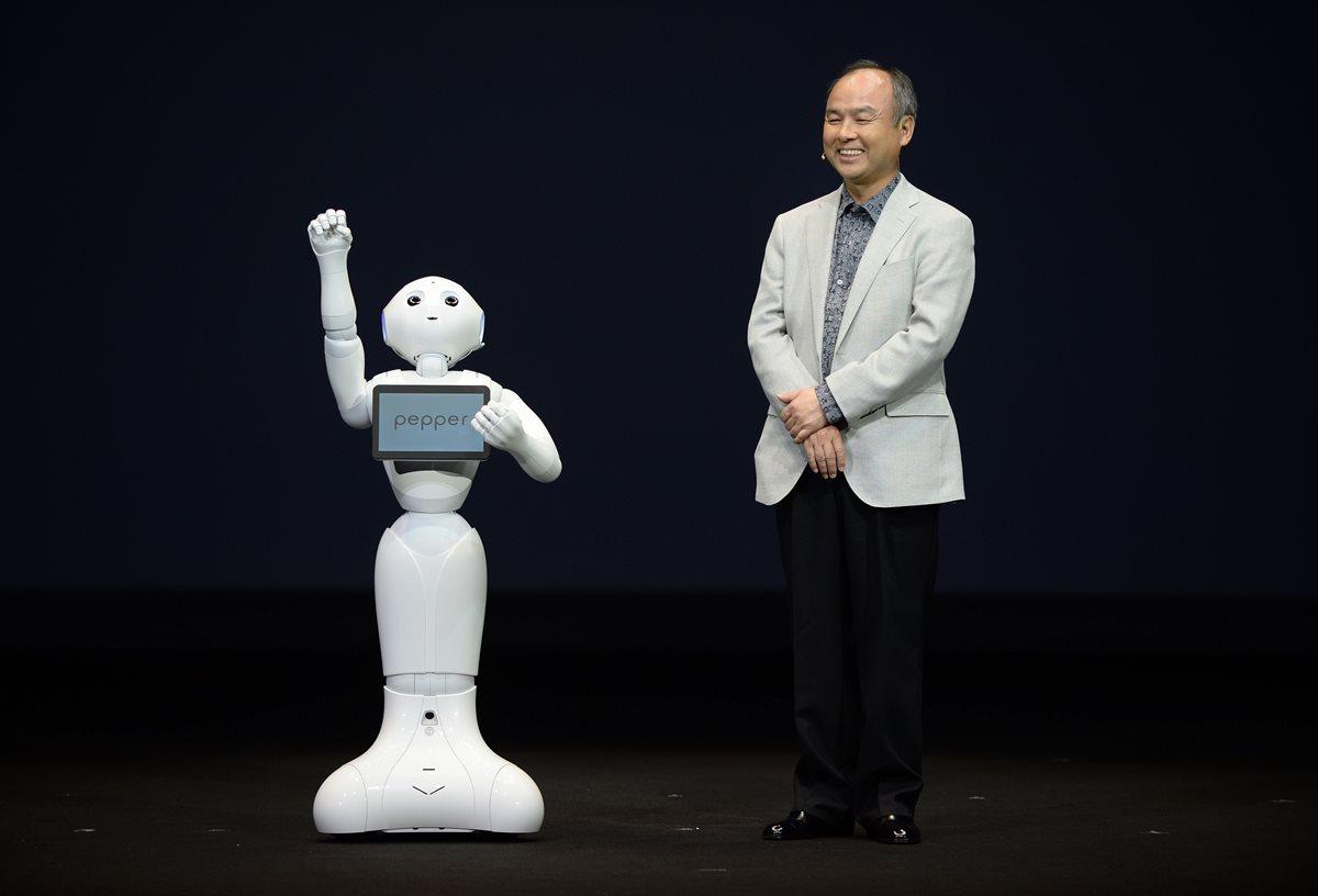 Conseguir que los robots aprendan a reconocer su propio cuerpo y distinguirlo de otros elementos es el objetivo de este proyecto (Foto Prensa Libre: Hemeroteca PL)