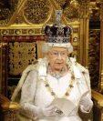La reina Isabel II, de 90 años, no conmemorará el acontecimiento.(Foto Prensa Libre:EFE).