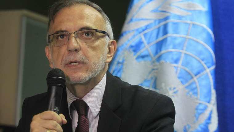 El Comisionado de la CICIG confirmó que investiga a posibles importadores que se beneficiaron con La Línea (Foto Prensa Libre: E. Bercian)