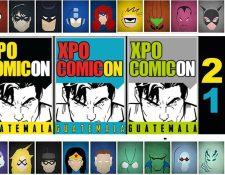 La Xpo Comicon es ideal para los amantes de los cómics, superhéroes y animé. (Foto Prensa Libre: Tomada de facebook.com/XpoComiconGuatemala)