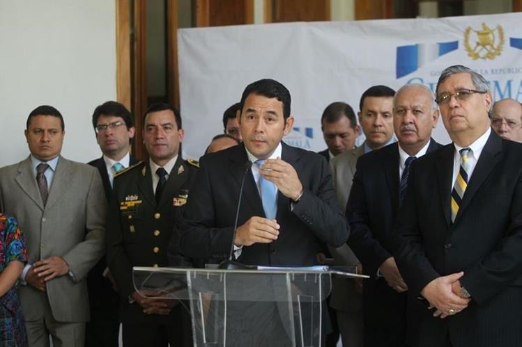 Hogar Seguro: Corte Suprema decidirá si procede denuncia contra presidente Jimmy Morales