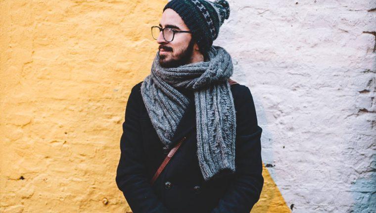 Luzca bien y protéjase con una bufanda (Foto Prensa Libre: servicios).