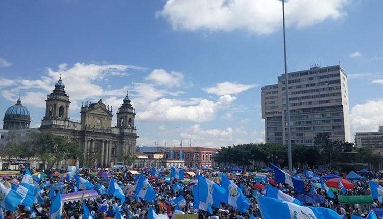 La Iglesia Católica insta a los líderes sociales a exigirle al Estado acciones para afrontar la problemática nacional. (Foto: Hemeroteca PL)