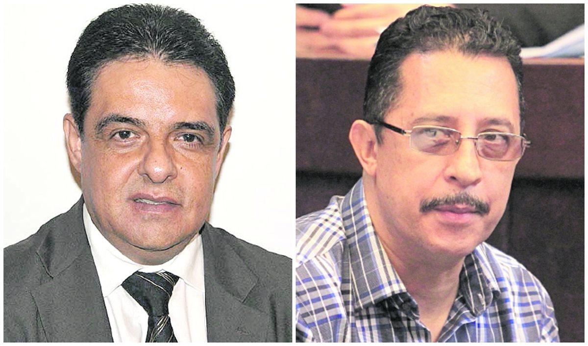 Diputados Carlos López y Conrado García quedan sin inmunidad