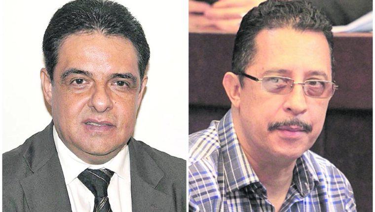 Congresistas Carlos López y Conrado García ya podrán ser investigados por el MP como ciudadanos comunes.