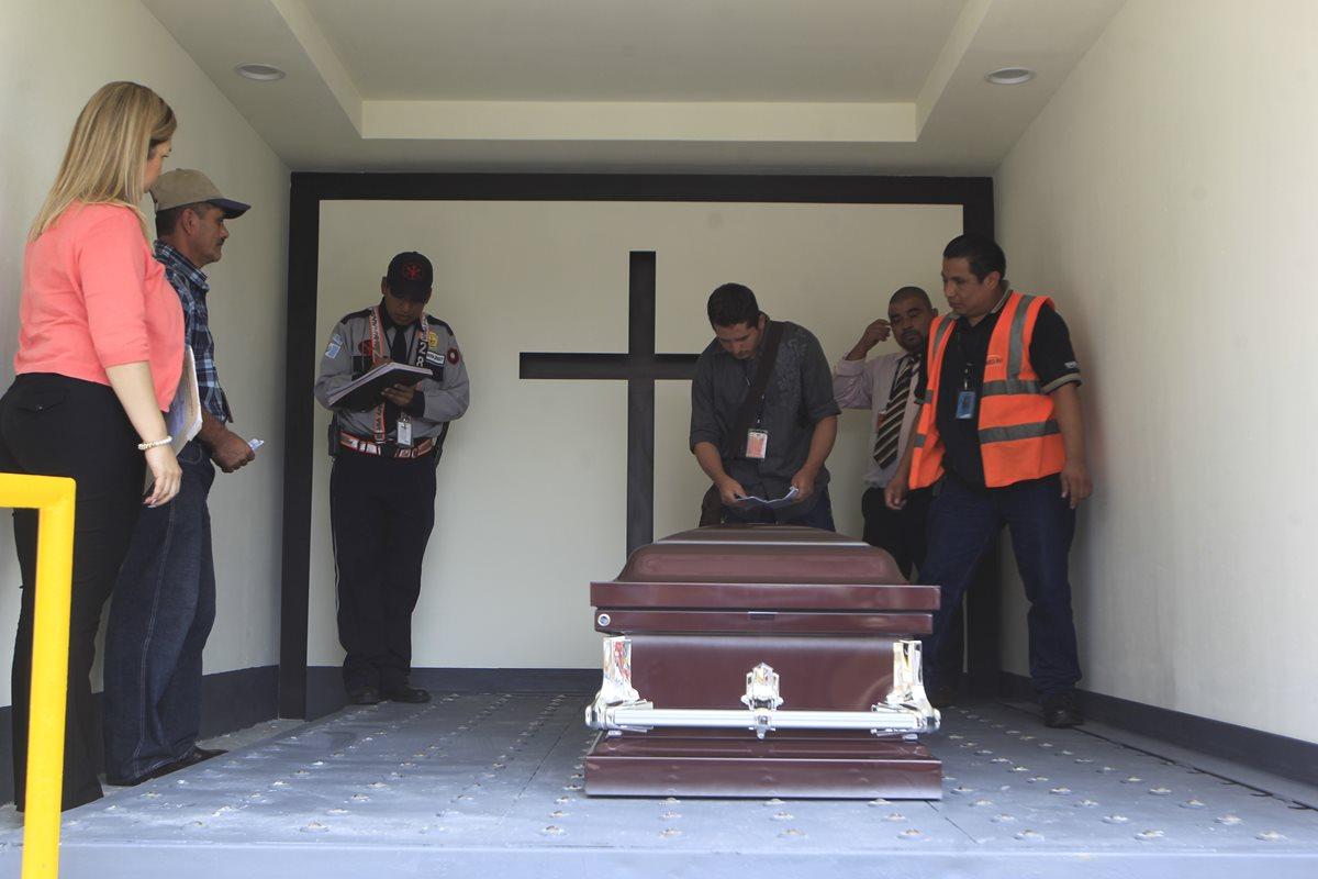 Repatrian restos de guatemalteca calcinada en Estados Unidos