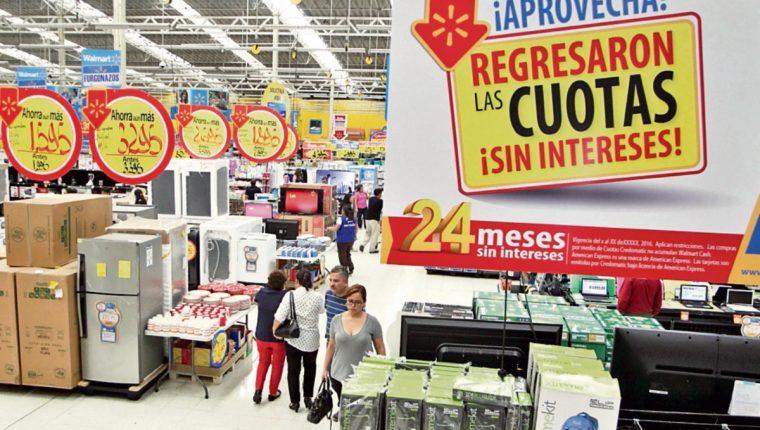DISTINTOS COMERCIOS ofrecen los pagos por cuotas, y los consumidores aprovechan la opción para adquirir productos variados.