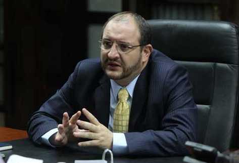 El canciller Fernando Carrera lo anunció a través de una videoconferencia  desde Nueva York. (Foto Prensa Libre: Archivo)