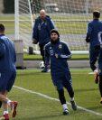 Messi no jugó el amistoso contra Italia el viernes y ayer no se presentó a la práctica con sus compañeros. (Foto Prensa Libre: EFE)