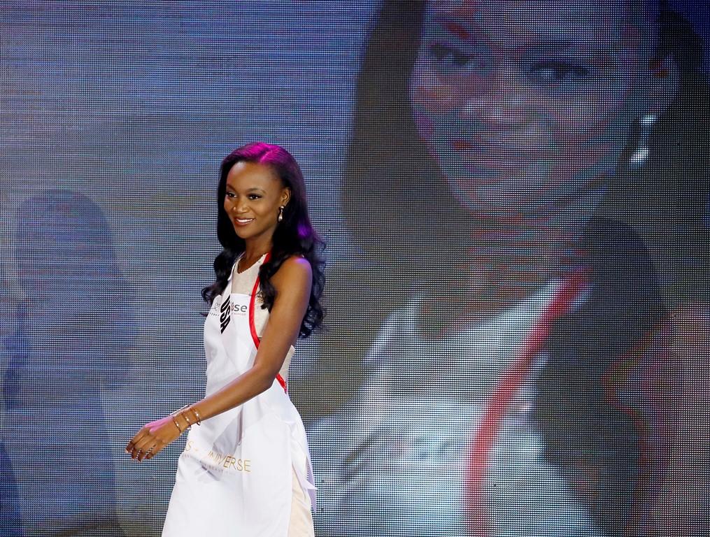Miss USA espera que Trump pueda unificar a los estadounidenses
