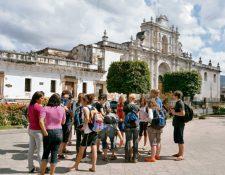 antigua Guatemala y la ciudad capital serían sedes del evento para promover el turismo.