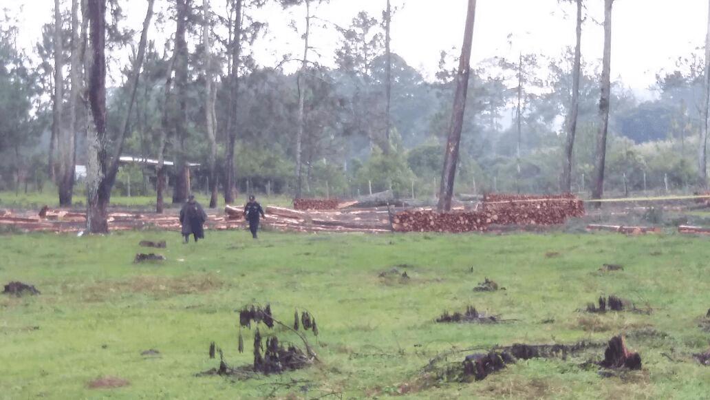 Rayo mata a tres personas en Chimaltenango