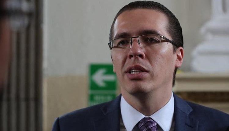 El diputado Felipe Alejos enfrenta un antejuicio. (Foto Prensa Libre: Hemeroteca)