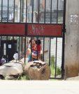Colonia La Bendición de Dios, en la zona 10 de Mixco. (Foto Prensa Libre: Oscar Felipe Q.)